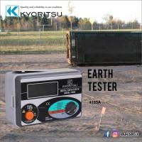 Kyoritsu 4105A Digital Earth Tester 3700V