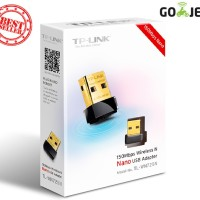 TP-Link Wireless USB Wifi TPlink TL-WN725N - 150Mbps Nano Receiver