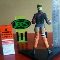 1 Set Action Figure Naruto Dan Hinata Hyuga / Couple / Hobi / Main