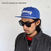 MURAH topi hiphop klasik snapback classic sb polos custom distro japan