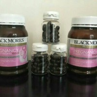Blackmores Pregnancy Gold and Breastfeeding Eceran Trial Perkapsul
