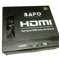 BAFO Kabel HDMI 30 Meter M/M Gold V1.4