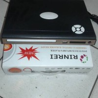 RINREI DVD/VCD/CD/MP3/MP4 PLAYER