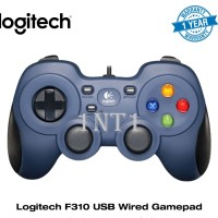 Gamepad Logitech F310 Original -Stick PC Joystick USB Game Controller