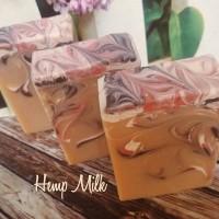 HEMP MILK NATURAL HANDMADE SOAP | SABUN ALAMI