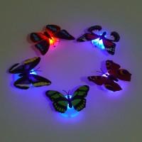 Jual Lampu Hias Kupu Kupu Mini LED Light Kamar Tidur Lucu Murah Murah