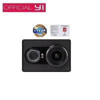 Xiaomi Yi Action Camera - 16 MP - International Edition- Hitam