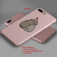 pusheen and cat image iPhone Case & All Case HP