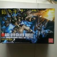 HGUC Gundam ARX - 014 Silver Bullet 1/144 Daban Model