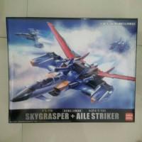 PG Skygrasper + Aile Striker 1/60 Daban Model (Compatible PG Strike)