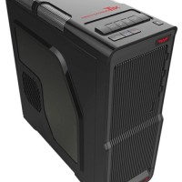 Armaggeddon Hectotron T3x Black | Armaggeddon Casing, Gaming Case, T3x