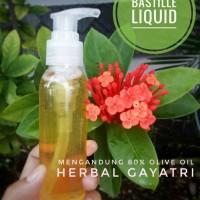 LIQUID BASTILLE SOAP 100 ml / SABUN CAIR HANDMADE 100 ml
