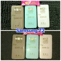 Ultrathin Softcase Samsung Z2 / Z 2  Soft Back Jely Case Samsung Z2