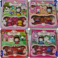 Sanrio Hello Kitty Cinderella / Little Red / Hansel / Snow White