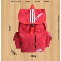Tas Adidas Predator Backpack Laptop Casual/Sekolah Pria/Wanita Grosir