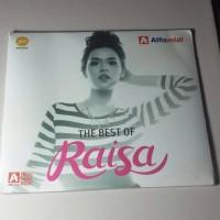 CD Album The Best Of Raisa