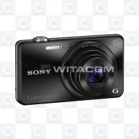 Sony Cyber-shot DSC-WX220 - Black