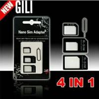 100 % ORIGINAL NOOSY NANO SIM ADAPTER CARD TRAY 4 IN 1 - BEST SELLER