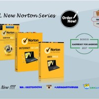 Norton Antivirus New (termurah) 3PC 1 Tahun