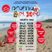 Tiket Promo Air Asia Jakarta - Bali