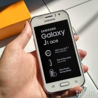 HP Samsung Galaxy J1 ACE Garansi Resmi (BNIB) White