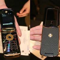 Motorola RAZR V8 GOLD EDITION 2GB | LIMITED GOLD EDITION | Original