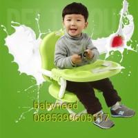 Kursi makan bayi lipat. baby chair portable2