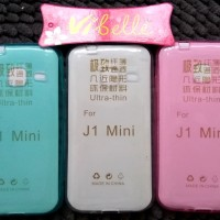 Ultrathin Softcase Samsung J1 Mini / Ultra Thin Soft Case Jely J1mini