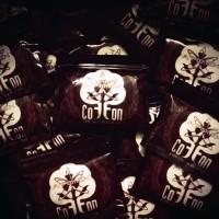 Jual Atomix Cotton Coklat Premium Blend (Kapas Organic Vape Vaping Vapor) Murah