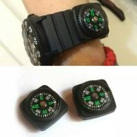kompas mini mobil / motor / sepeda / gunung / tas