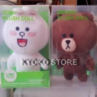 Boneka Line Moon Plush Dool Original - Daftar Harga Terbaru dan ... 0174e6e0a3