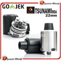 Tsunami RDA 22 mm by GeekVape - Tank RDA Cocok Untuk Pico / Subox DLL