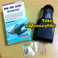 Jual Dual SIM Cutter (Alat Pemotong Simcard) Murah