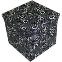 Nagada Bangku Lipat / Kotak Serbaguna / Kotak Penyimpanan A24