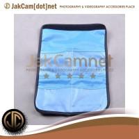JC02 | 4 Pockets Black Filter Wallet Case for 49mm-82mm Tianya/Cokin P