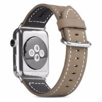 HOT STUFF! Hoco Luxury Style Leather Band for Apple Watch 42mm - Khaki