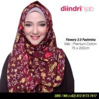 Pashmina / jilbab / kerudung / hijab motif / pasmina motif Army