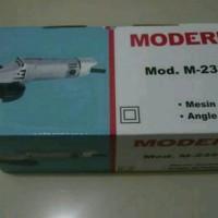 """gerinda tangan 4"""" modern M-2350B / Power tools"""