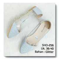 Flatshoes SHO 256 Glittery
