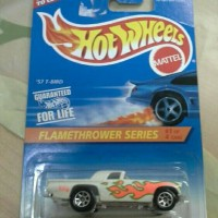 hot wheels 57 T-BIRD