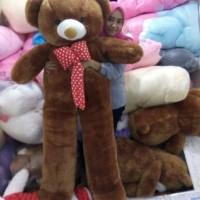 Boneka + Beruang 150 cm Cokelat Brown + Harga Termurah Murah cda43c6fb7