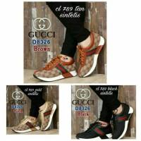 Sepatu wanita/sepatu gucci/gucci/