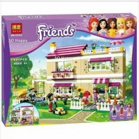 Olivia house lego friends