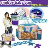 Jual Tas Bayi - diaper bag Besar Saku APL Boneka - tas snobby baby Murah