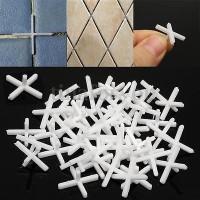 2mm Wall Floor Tile Spacers Perapih Jarak Nat Granit dan Kramik Akurat