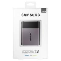 Samsung SSD Portable T3 250GB Eksternal External USB 3.1 - MU-PT250B