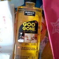 Goo gone 8 fl oz/ 236 ml pembersih plastik lengket/bekas sticker
