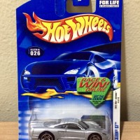 Hot Wheels Saleen S7 2002 First Editions Need For Speed Casting