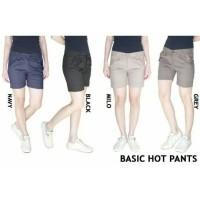 Celana Pendek/Hotpants Cotton Stretch