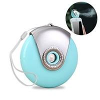 Portable Mini Phone Beauty Mist Spray Humidifier - FOR ANDROID